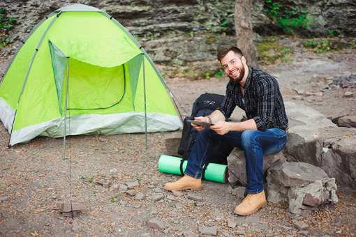 The 10 Best Camping Spots in Oklahoma!