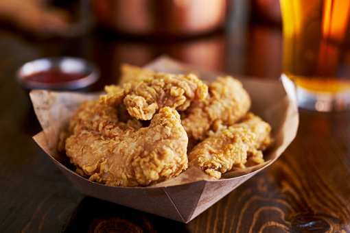 The 10 Best Places for Fried Chicken in Oklahoma!