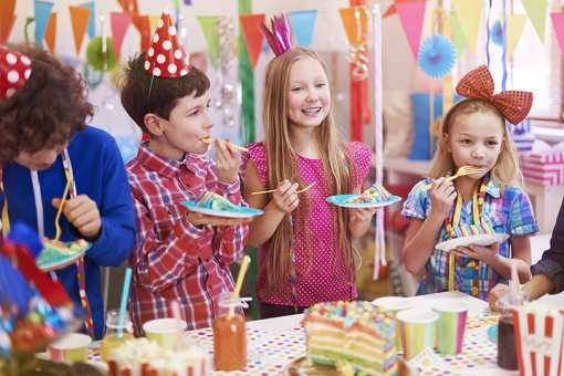 The 10 Best Places for a Kid's Birthday Party in Tennessee!