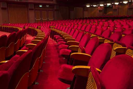 The 10 Best Historic Theaters in Virginia!