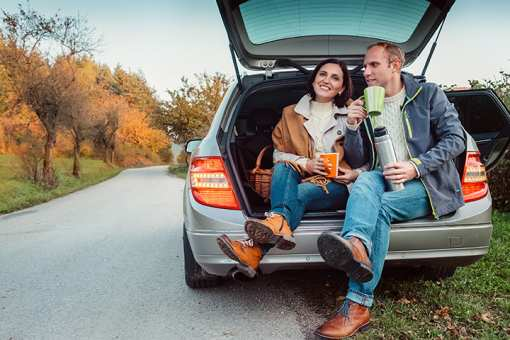 The Perfect Fall Road Trip in Vermont!