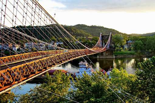 The Top 15 Historical Sites in West Virginia!
