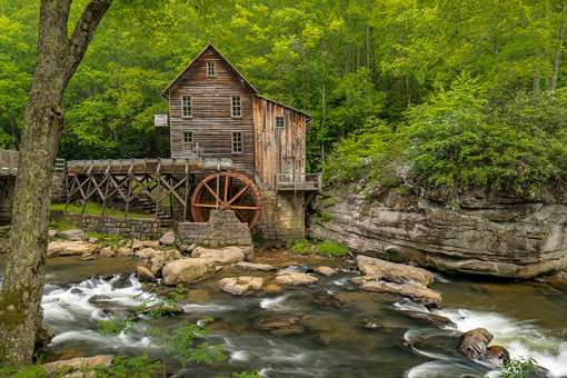 The 10 Best State Parks in West Virginia!